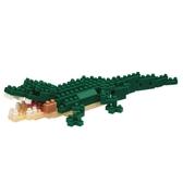 《 Nano Block 迷你積木 》NBC_319鱷魚 / JOYBUS玩具百貨