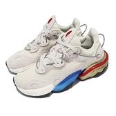 【海外限定】adidas 休閒鞋 Torsion X 灰 藍 紅 金 經典 復古 男鞋 女鞋 運動鞋 三葉草【ACS】 FV4552