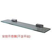 方型玻璃平台夾(鍍鉻-2入)