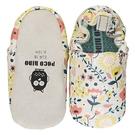 英國POCONIDO 手工鞋 嬰兒鞋 學步鞋-英倫花香(6~24M)