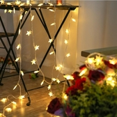 LED星星小彩燈閃燈串燈滿天星房間臥室裝飾燈飾網紅宿舍改造用品 - 維科特