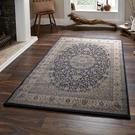 范登伯格 渥太華 150萬針尊容華貴御用地毯-富麗藍-170x230cm