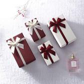 口紅盒包裝盒高檔迷你唇膏香水化妝品首飾小禮物單只通用口紅禮盒