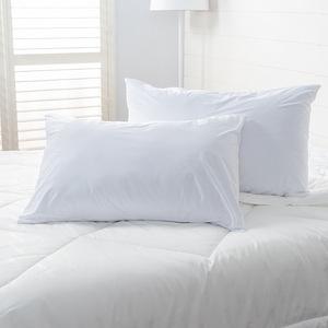 PAB 極細纖維全密封式防水防螨保潔墊 枕用 二入