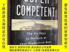 二手書博民逛書店SUPER罕見COMPETENT:The six keys to