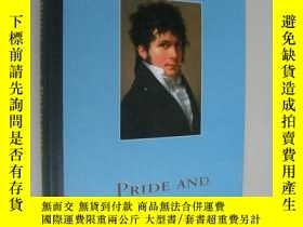 二手書博民逛書店Pride罕見and Prejudice 精裝原版Y85718