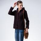 【JORDON 】 POLARTEC Classic 300 牛角釦 保暖防潑水刷毛外套/ 女款 732