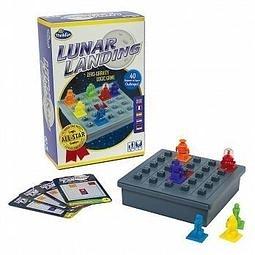 【美國 Thinkfun】登陸月球 Lunar Landing 桌上遊戲