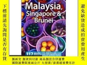 二手書博民逛書店Malaysia罕見Singapore and Brunei (