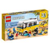 樂高積木 LEGO《 LT31079 》Creator 創意大師系列 - 陽光衝浪手廂型車╭★ JOYBUS玩具百貨