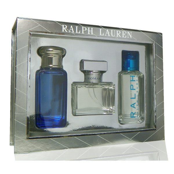 Ralph Lauren 女性淡香水旅行組 30ml x 3