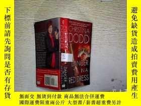 二手書博民逛書店Danger罕見in a Red Dress (029)Y203