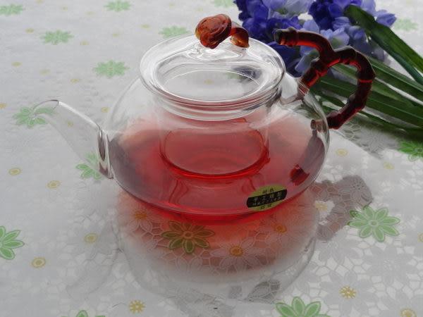 手工耐熱玻璃茶壺