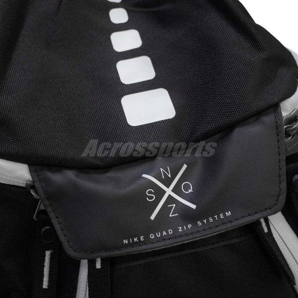 Nike 後背包 Hoops Elite Max Air USA 奧運 / KD / 菁英 籃球專用 包包 男款 【PUMP306】 BA5259-010
