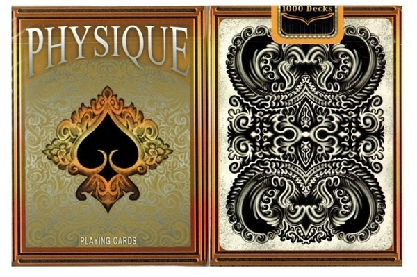 【USPCC 撲克】LIMITED physique playing cards