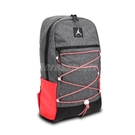 Nike 後背包 Jordan Backpack 灰 紅 男女款 喬丹 手提 雙肩背 運動休閒 【ACS】 JD2043002AD-002