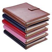 活頁筆記本文具會議記錄本大學生日記本a5可拆加厚記事本b5洛麗的雜貨鋪