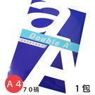 Double A A4影印紙 A&a 白...