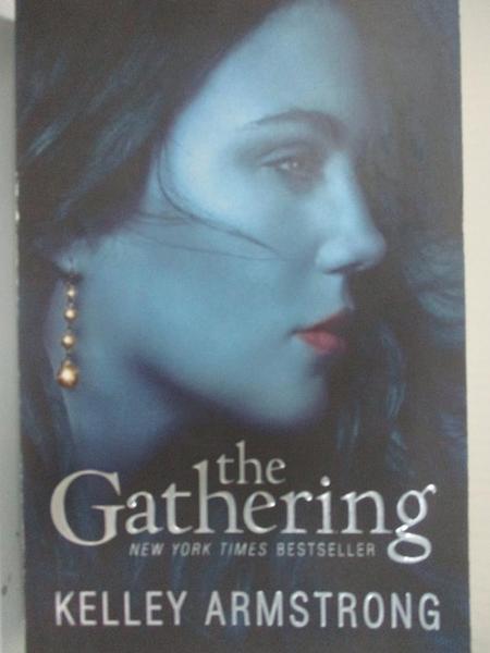 【書寶二手書T4/一般小說_B3D】The Gathering_Armstrong, Kelley