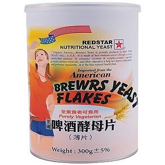 綠源寶~啤酒酵母(薄片)300公克/罐