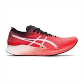 Asics Magic Speed (2e) [1011B393-600] 男鞋 慢跑 運動 休閒 輕量 支撐 紅 黑