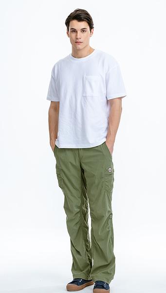【FOX FRIEND】吸濕快乾防曬 休閒機能長褲  2855
