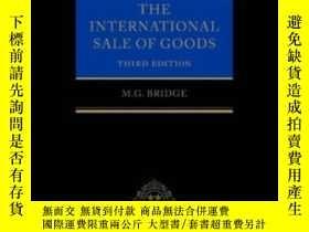 二手書博民逛書店The罕見International Sale Of Goods