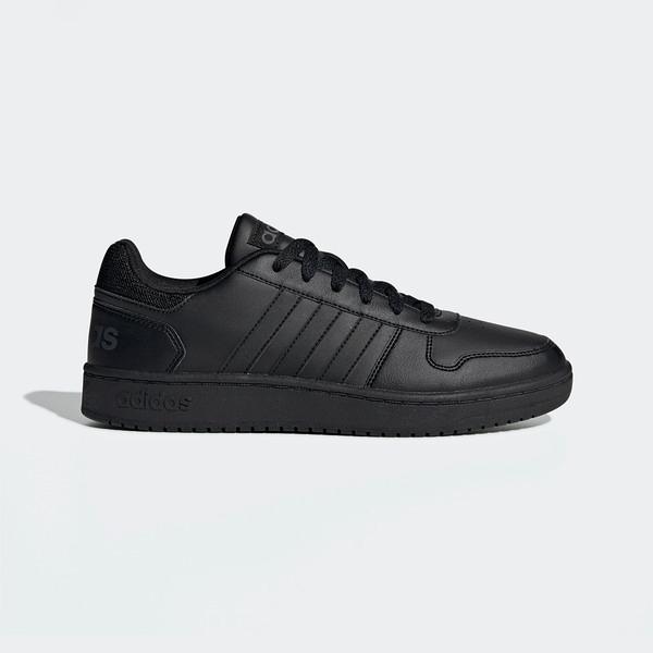 Adidas NEO Hoops 2.0 [EE7422] 男鞋 運動 休閒 慢跑 路跑 健身 穿搭 情侶 愛迪達 黑