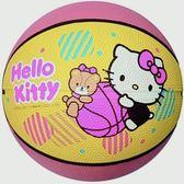 成功 Hello Kitty 3號兒童籃球【愛買】