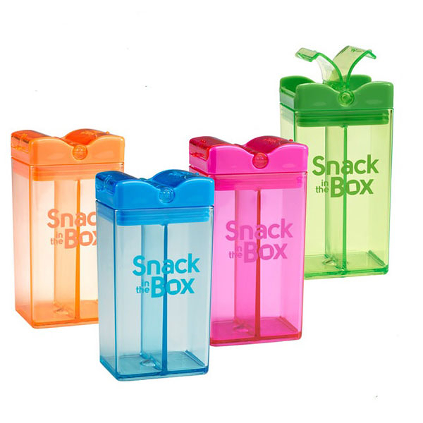 【加拿大Snack in the box】Tritan運動點心隨身罐(多款選擇)