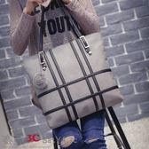 斜背包休閒時尚女包托特包大手提包