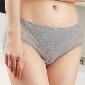 EASY SHOP-花典美型 中腰平口褲(銀河灰)