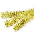 聖誕 裝飾 佈置 200公分金蔥彩帶-金