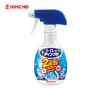 日本金鳥KINCHO馬桶清潔地板清潔泡沫兩用馬桶抑菌清潔劑300ml