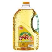 泰山不飽和健康沙拉油2.6L【愛買】