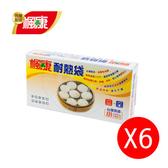 【楓康】耐熱袋 小(190入/17x22cm)-6盒組
