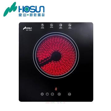 【買BETTER】豪山瓦斯爐/豪山牌電爐 SE-1092陶瓷玻璃面板單口電陶爐 / 送6期零利率