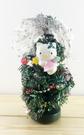 【震撼精品百貨】Hello Kitty 凱蒂貓~聖誕擺飾-聖誕樹-kitty圖案-天使