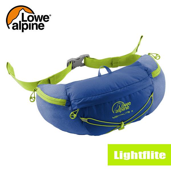 Lowe Alpine Lightflite 5 天堂藍 #FAD36 極輕量單車健行跑步腰包