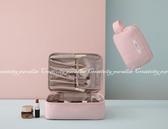 【糖果化妝包】小號北歐風多功能旅行防水防震保養品收納袋 手提式盥洗包 洗漱包 萬用包 收納包