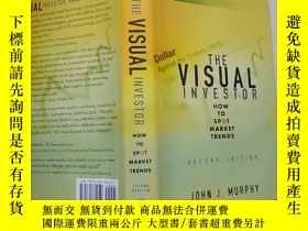 二手書博民逛書店the罕見visual investor: how to spot market trends(視覺投資者:如何發