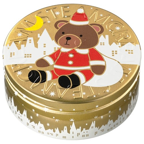 STEAMCREAM蒸汽乳霜(964 FABULOUS NIGHT 聖誕小熊)
