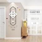 鐘表掛鐘客廳北歐現代創意簡約時鐘家用時尚靜音個性裝飾鐘掛
