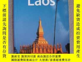 二手書博民逛書店(Lonely罕見planet) Laos 《老撾》 法文原版Y
