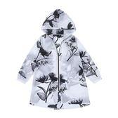 全館83折 女童防曬衣2019新款韓版洋氣兒童防曬服中長款防紫外線中大童外套
