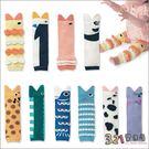 嬰兒襪 鯊魚嘴兒童泡泡襪-保暖純棉襪套-321寶貝屋