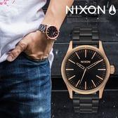 【人文行旅】NIXON | A450-2481 THE SENTRY 時尚手錶