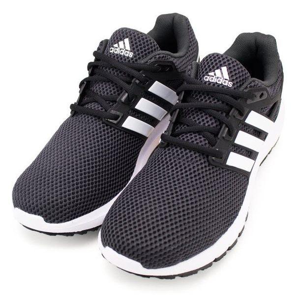 Adidas ENERGY CLOUD M 黑白 慢跑 男 BY1924 ☆SP☆