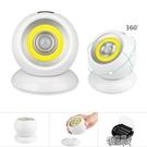 磁吸感應燈 磁吸電池款人體感應燈自動感應充電款走廊樓道小夜燈臥室燈 【全館免運】