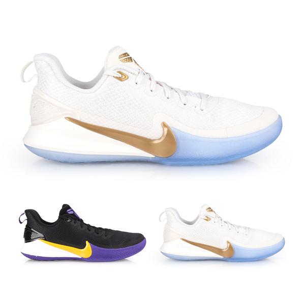 NIKE MAMBA FOCUS 限量-男款籃球鞋(免運 Kobe 訓練 高筒≡排汗專家≡